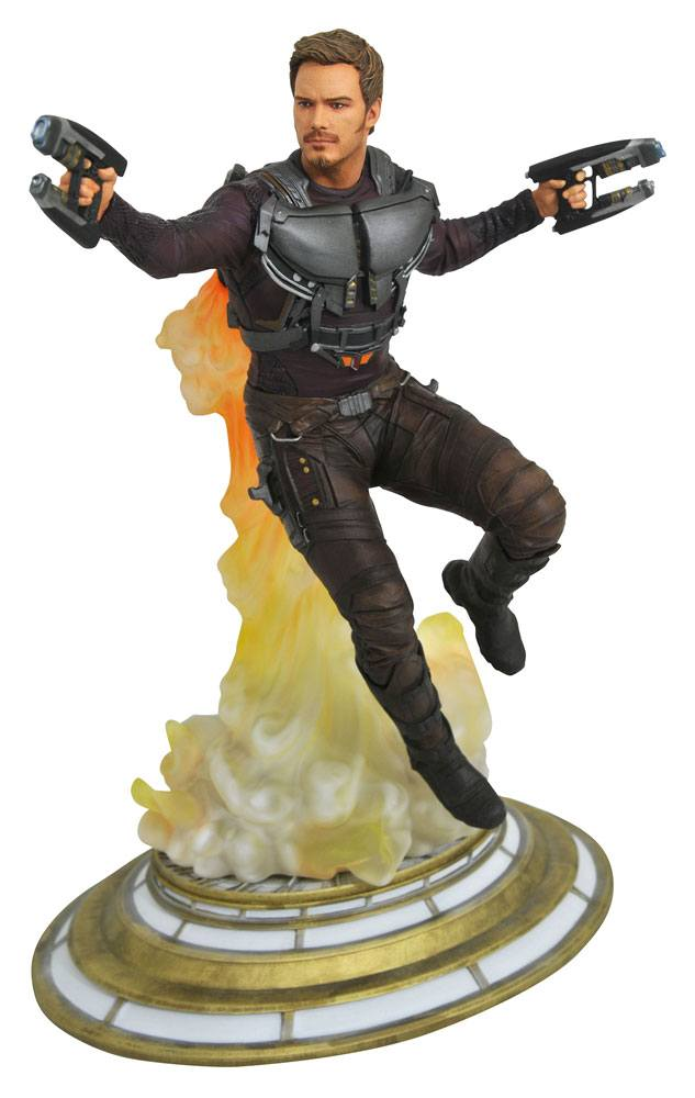 Guardians of the Galaxy Vol. 2 Marvel Movie Gallery PVC Statue Maskless Star-Lord 28 cm