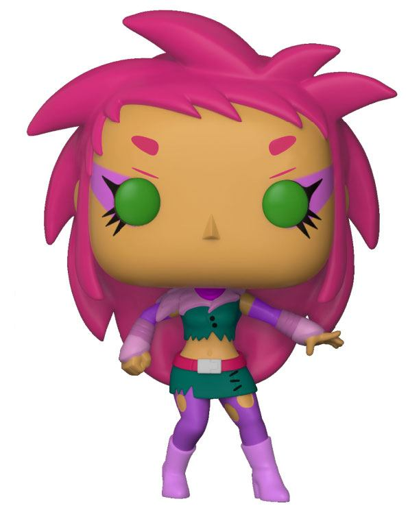 Teen Titans Go! The Night Begins To Shine POP! Vinyl Figure Starfire 9 cm