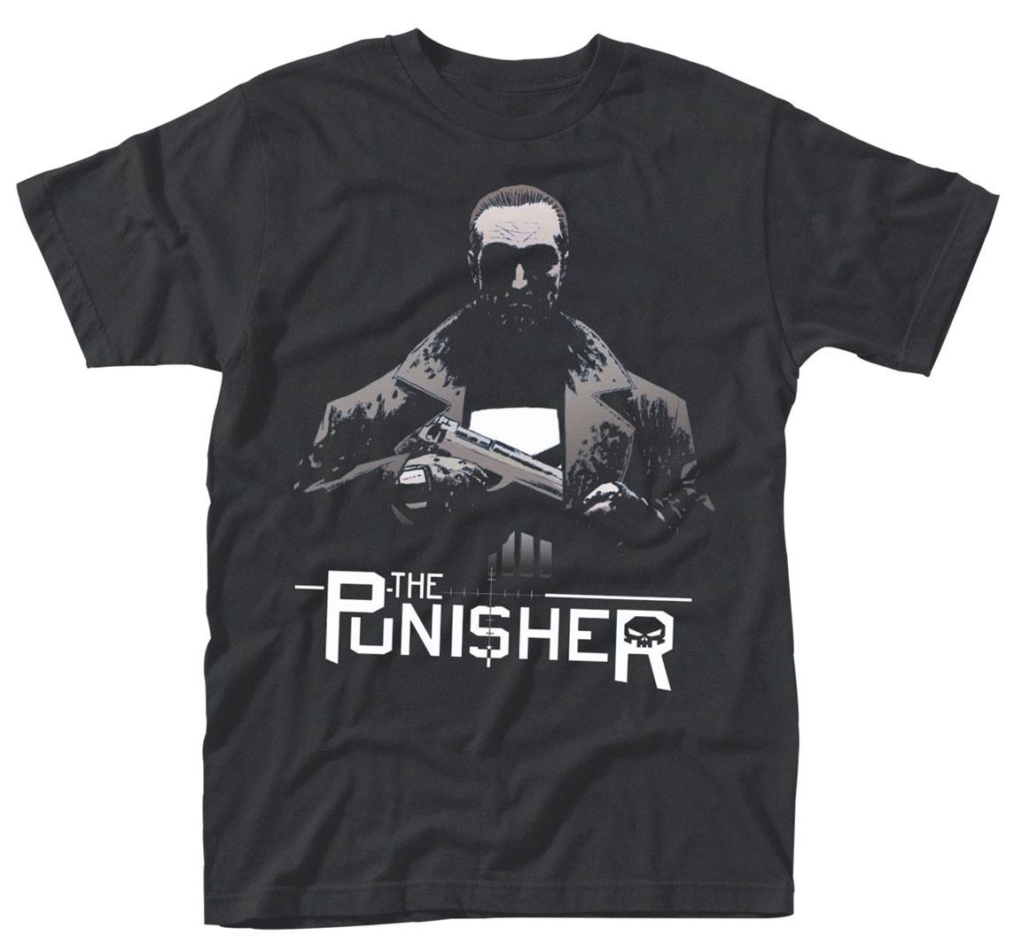 The Punisher T-Shirt Knight Size XL