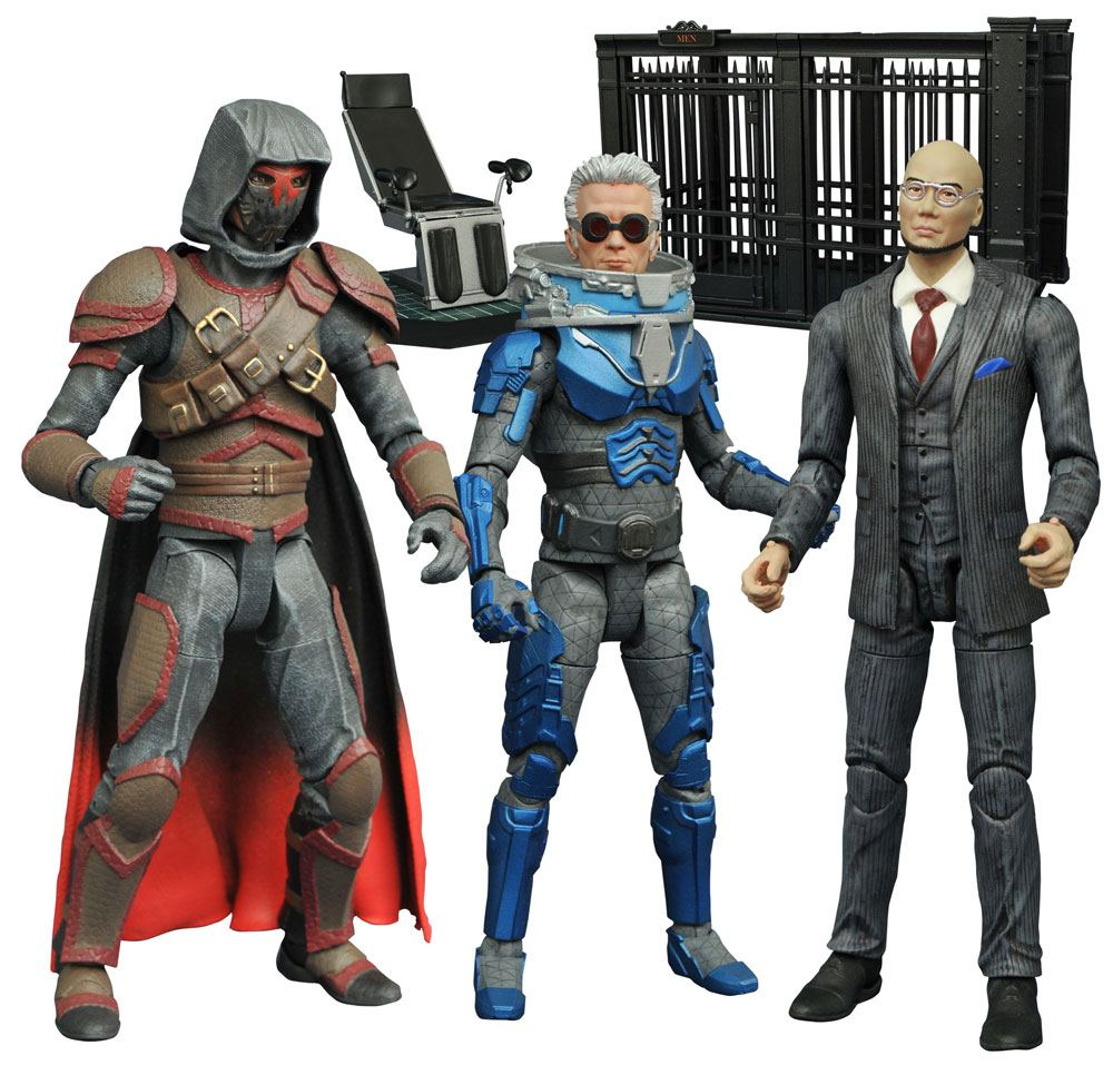 Gotham Select Action Figures 18 cm Series 4 Assortment (6)
