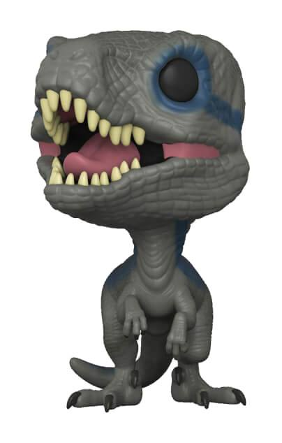 Jurrasic World 2 POP! Movies Vinyl Figure Blue (New Pose) 9 cm