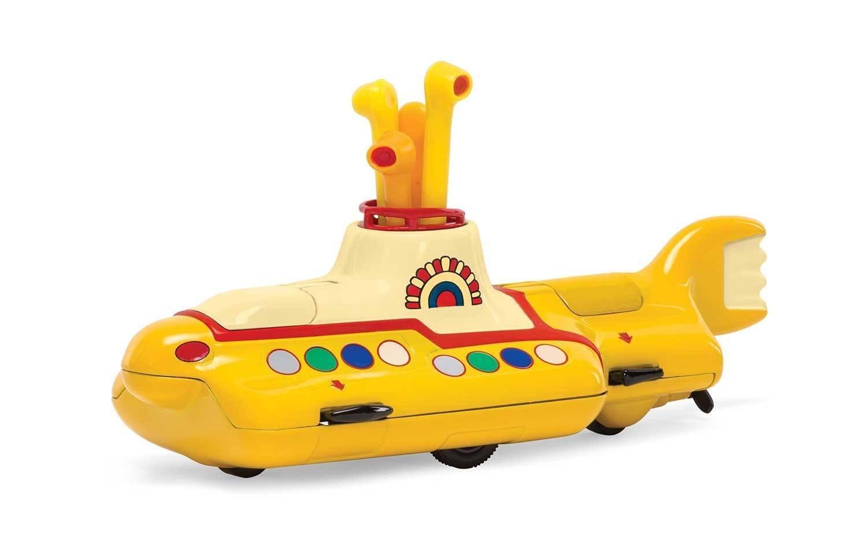 The Beatles Diecast Model Yellow Submarine