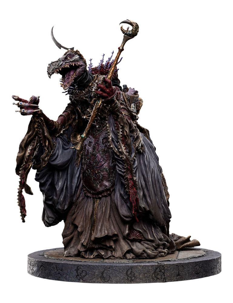 The Dark Crystal: Age of Resistance Statue 1/6 SkekSo The Emperor Skeksis 33 cm