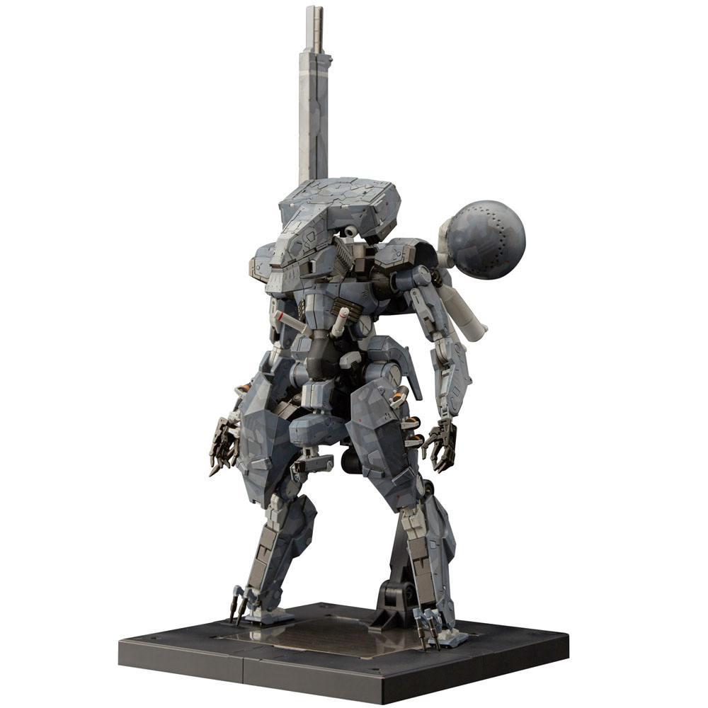 Metal Gear Solid V Diecast Action Figure Riobot Sahelanthropus 28 cm