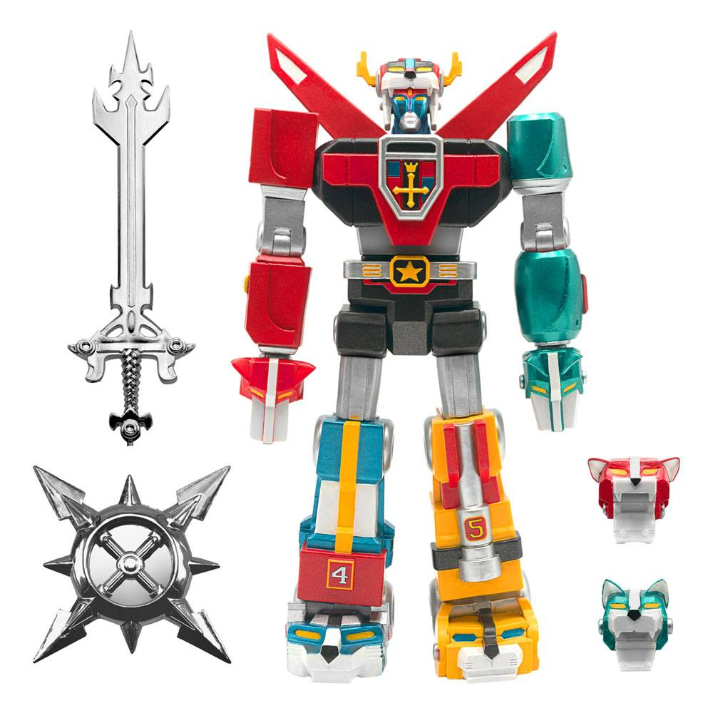 Voltron Ultimates Action Figure Voltron Defender of the Universe 18 cm