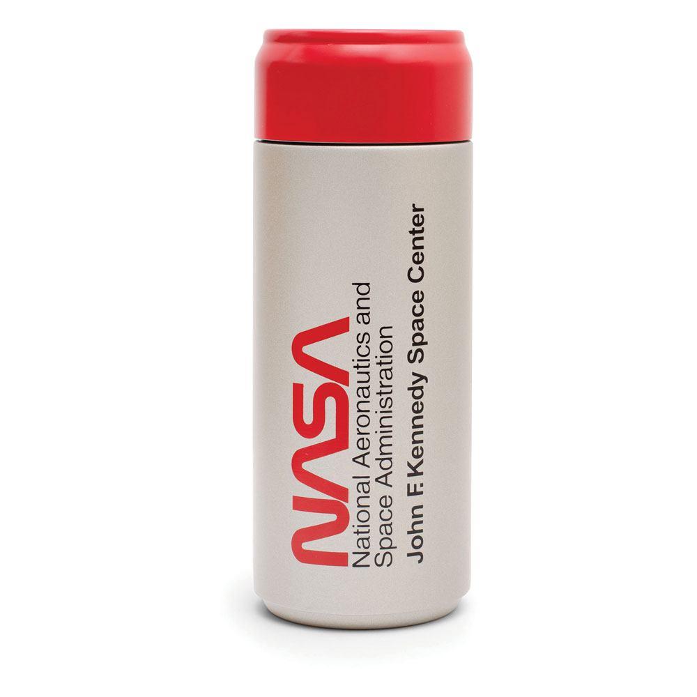 NASA Stainless Steel Water Bottle Logo