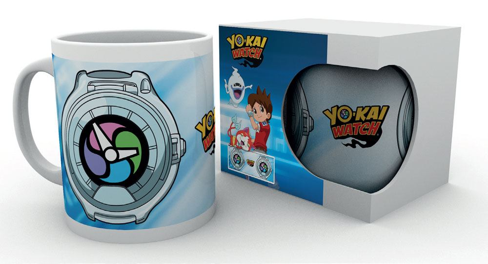 Yo-kai Watch Mug Watch