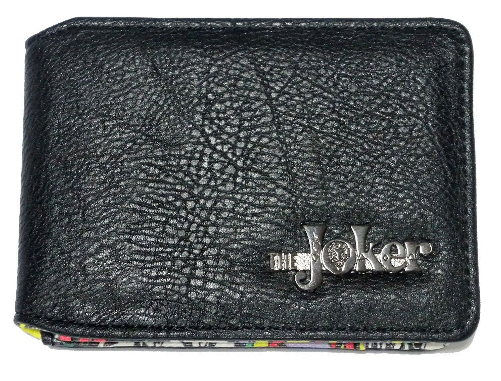 DC Comics Card Holder WalletThe Joker