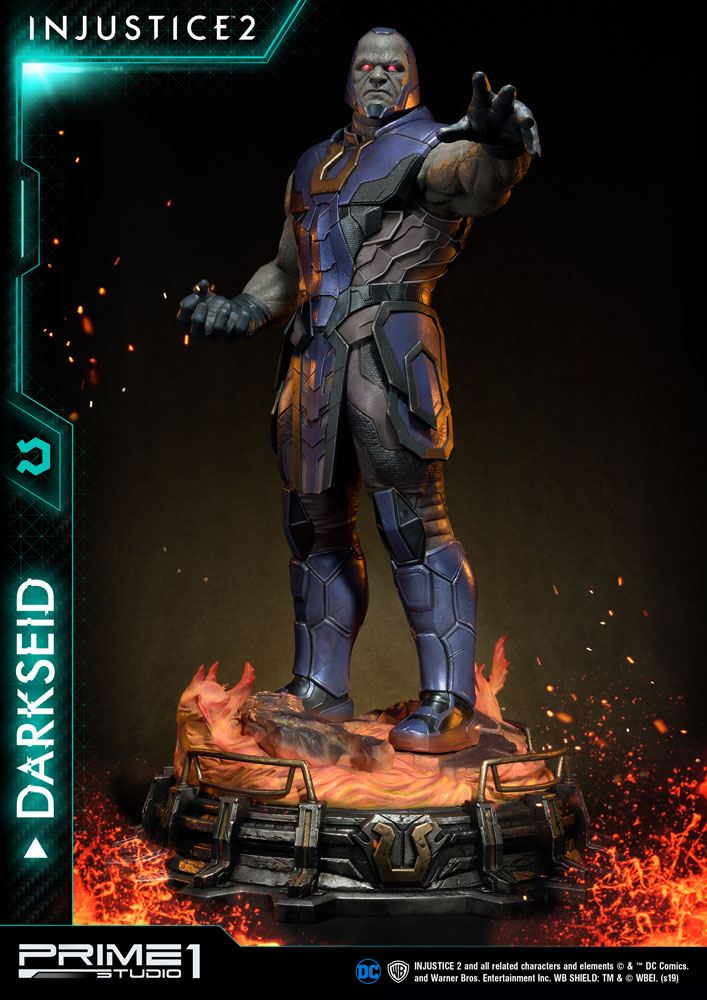 Injustice 2 Statue Darkseid 87 cm