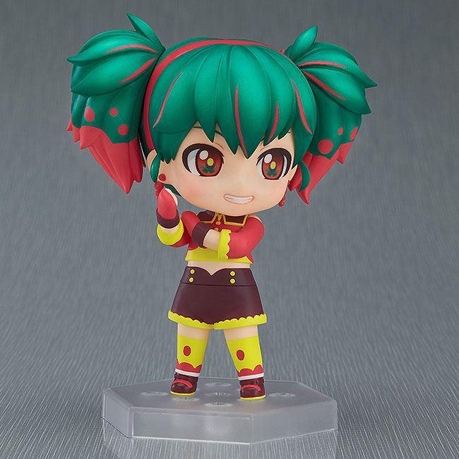 SEGA feat. HATSUNE MIKU Project Nendoroid Co-de Mini Figure Hatsune Miku Raspberryism 10 cm