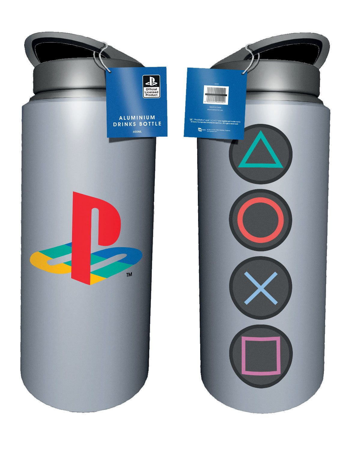 PlayStation Drink Bottle Buttons