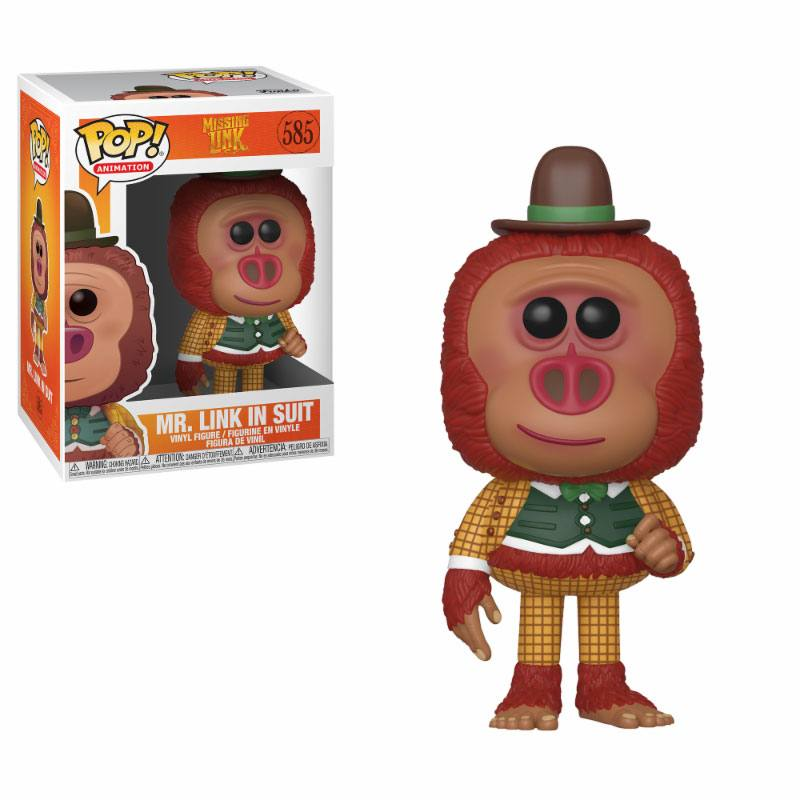 Missing Link POP! Movies Vinyl Figure Link with Clothes 9 cm