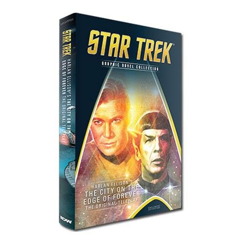 Star Trek Graphic Novel Collection Vol. 2: City on the Edge of Forever Case (10) *English Version*
