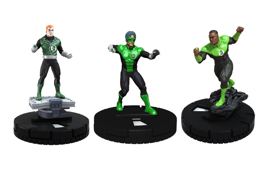 DC Comics HeroClix: Green Lantern Corps Monthly Organized Play Kit