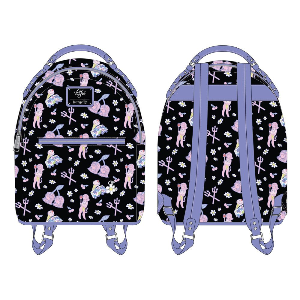 Valfre by Loungefly Backpack Lucy Art AOP