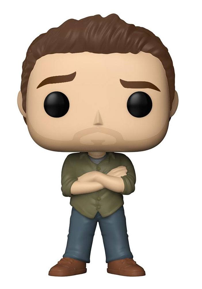 New Girl POP! TV Vinyl Figure Nick 9 cm