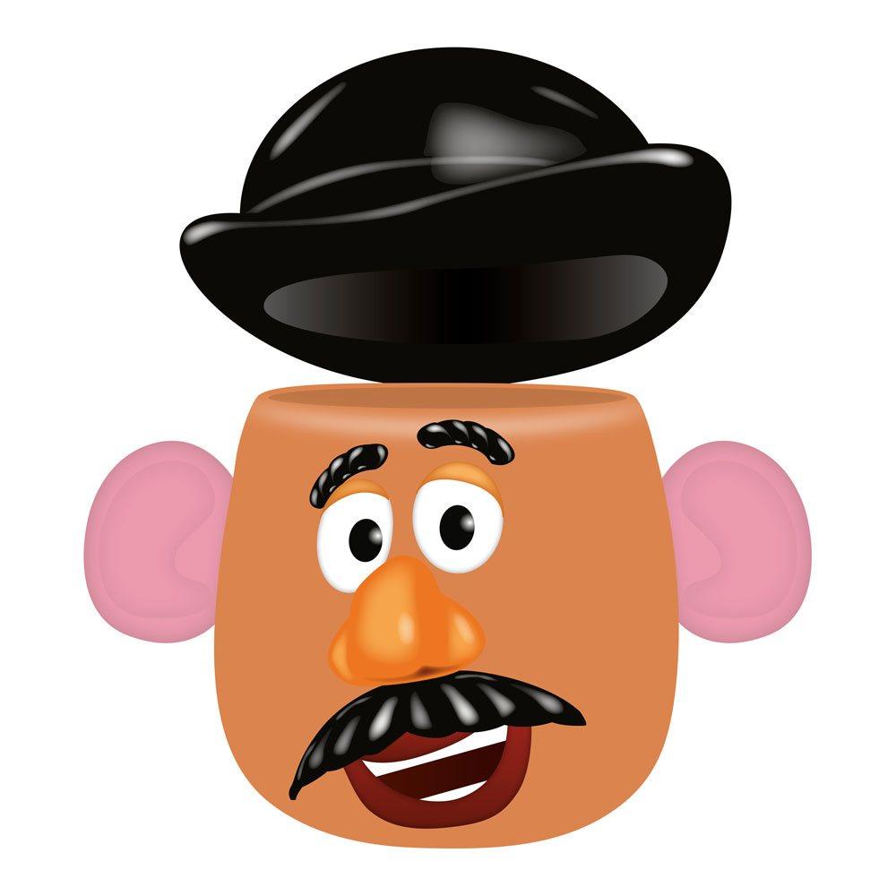 Toy Story Shaped Mug Mr. Potato Head