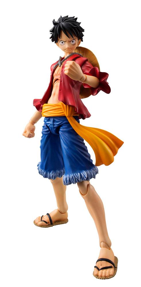 One Piece Variable Action Heroes Action Figure Monkey D. Luffy 18 cm