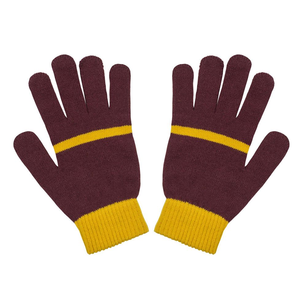 Harry Potter  Gloves Gryffindor