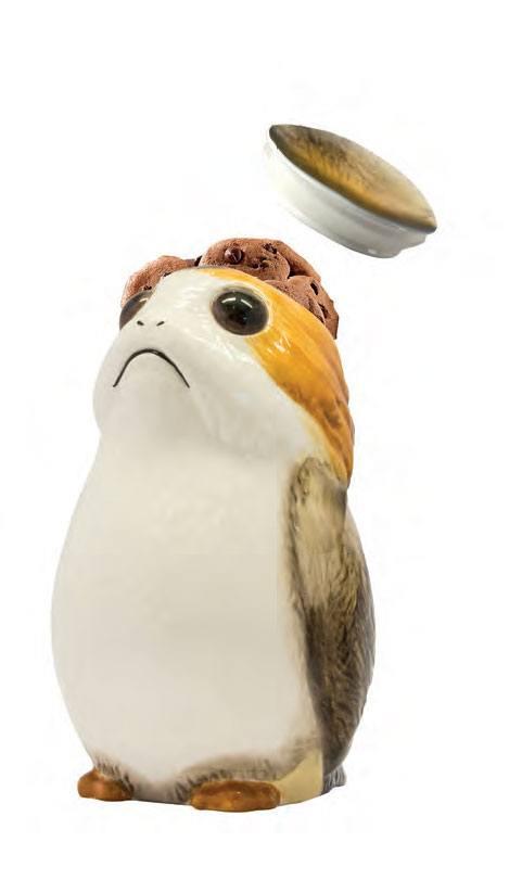 Star Wars Episode VIII 3D Cookie Jar Porg
