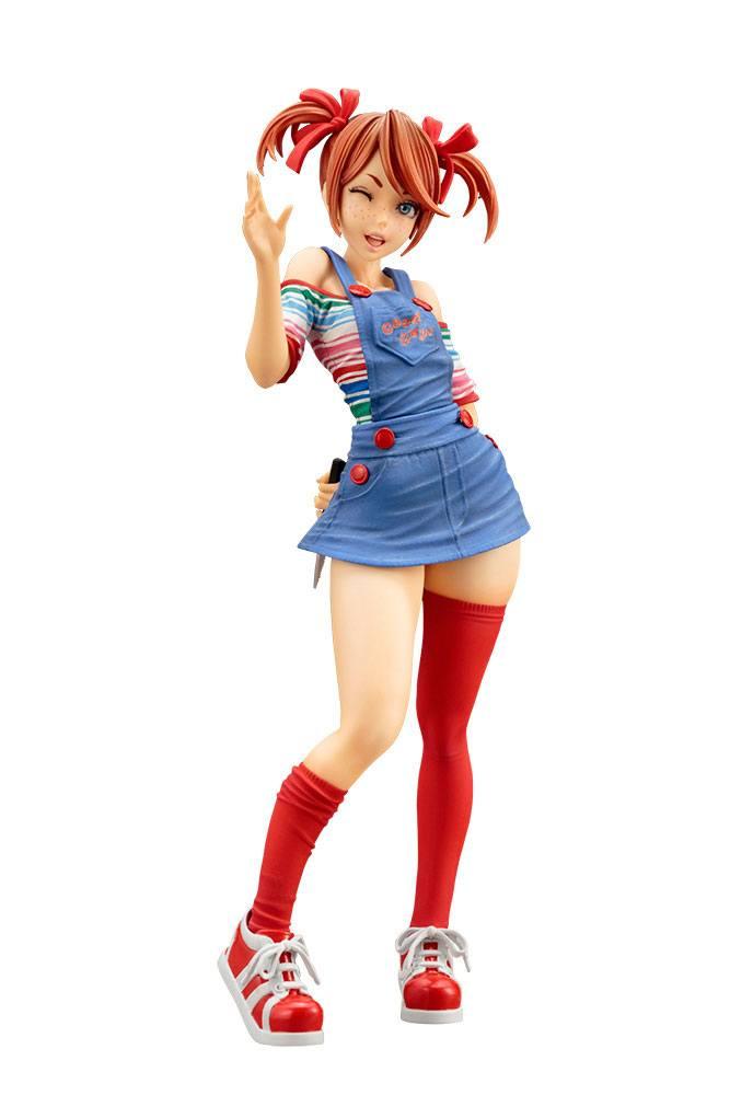Bride of Chucky Bishoujo PVC Statue 1/7 Chucky 20 cm