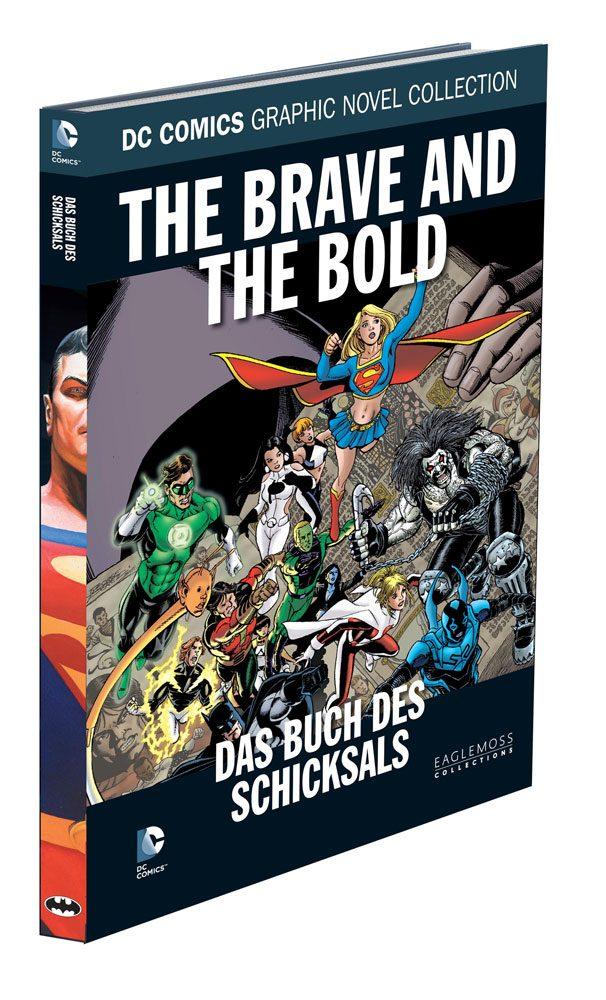 DC Comics Graphic Novel Collection Das Buch Des Schicksals Case (12) *German Version*