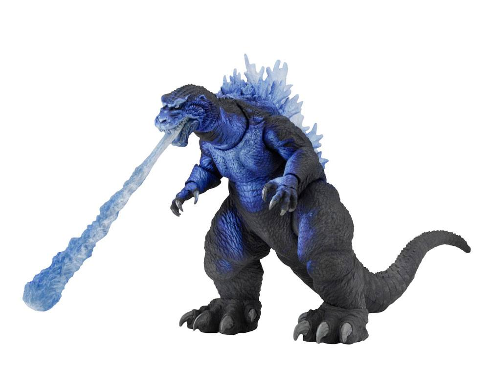 Godzilla Head to Tail Action Figure 2001 Godzilla (Atomic Blast) 30 cm