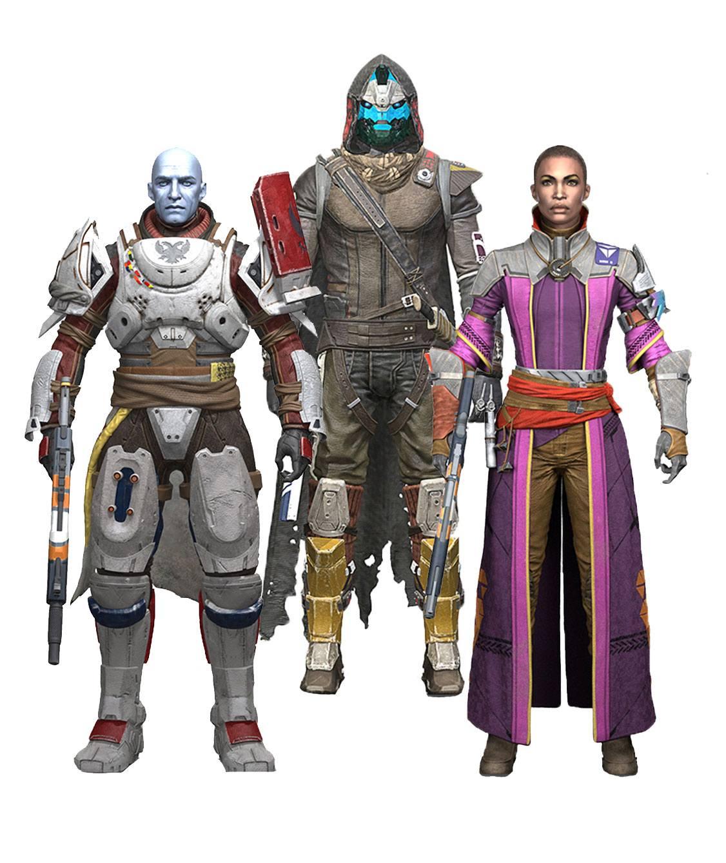 Destiny 2 Action Figures 18 cm Assortment (8)