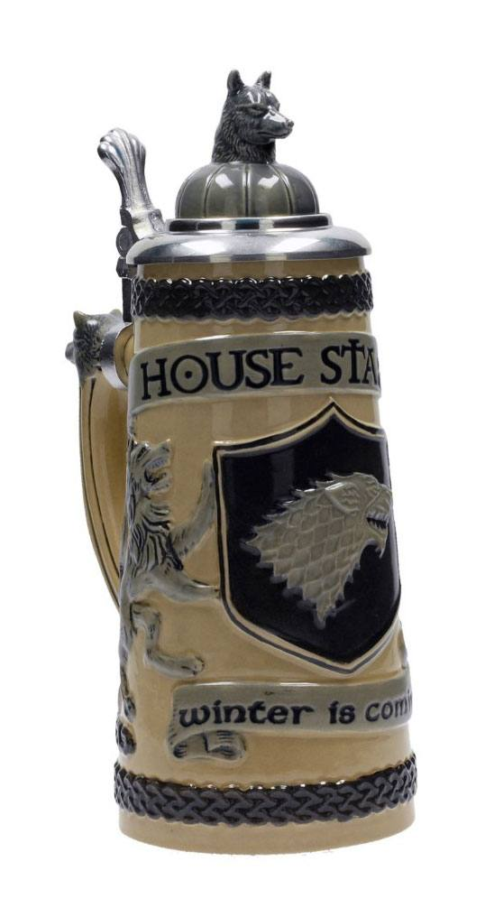 Game of Thrones Bavarian Beer Stein Stark