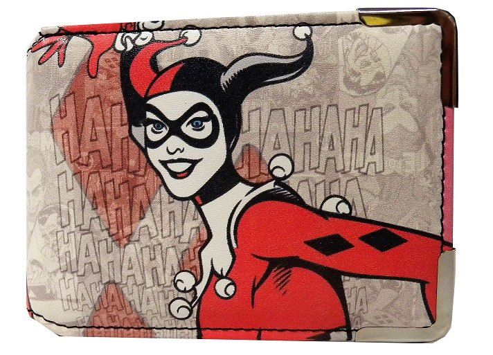 DC Comics Card Holder WalletHarley Quinn