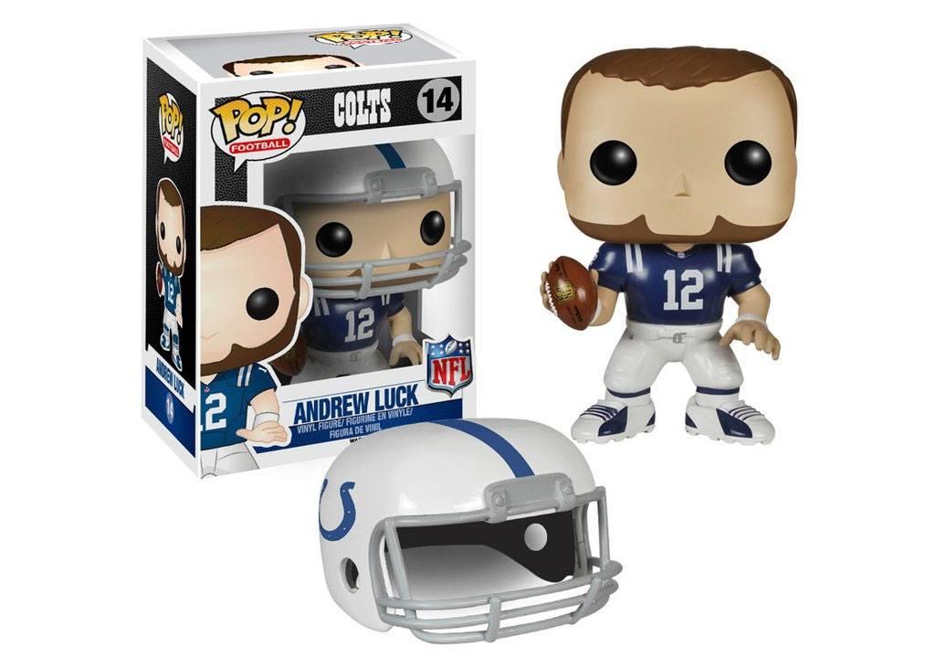 NFL POP! Football Vinyl Figure Andrew Luck (Colts) 9 cm