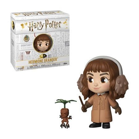 Harry Potter 5-Star Action Figure Hermione Granger (Herbology) 8 cm