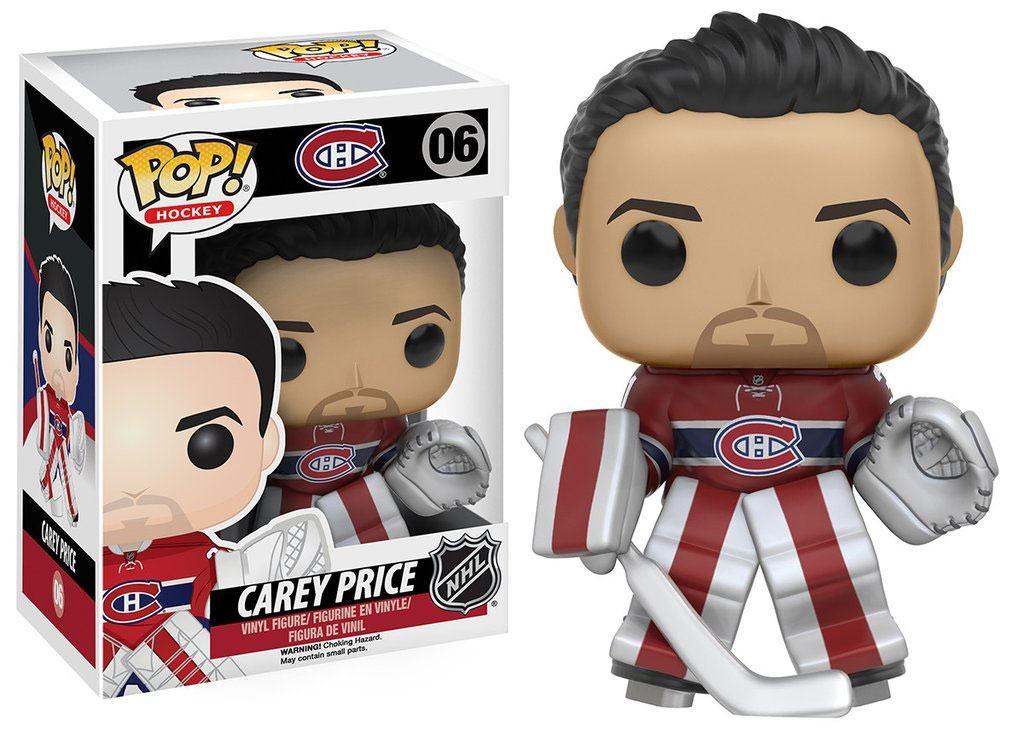 NHL POP! Hockey Vinyl Figure Carey Price (Canadiens de Montréal) 9 cm