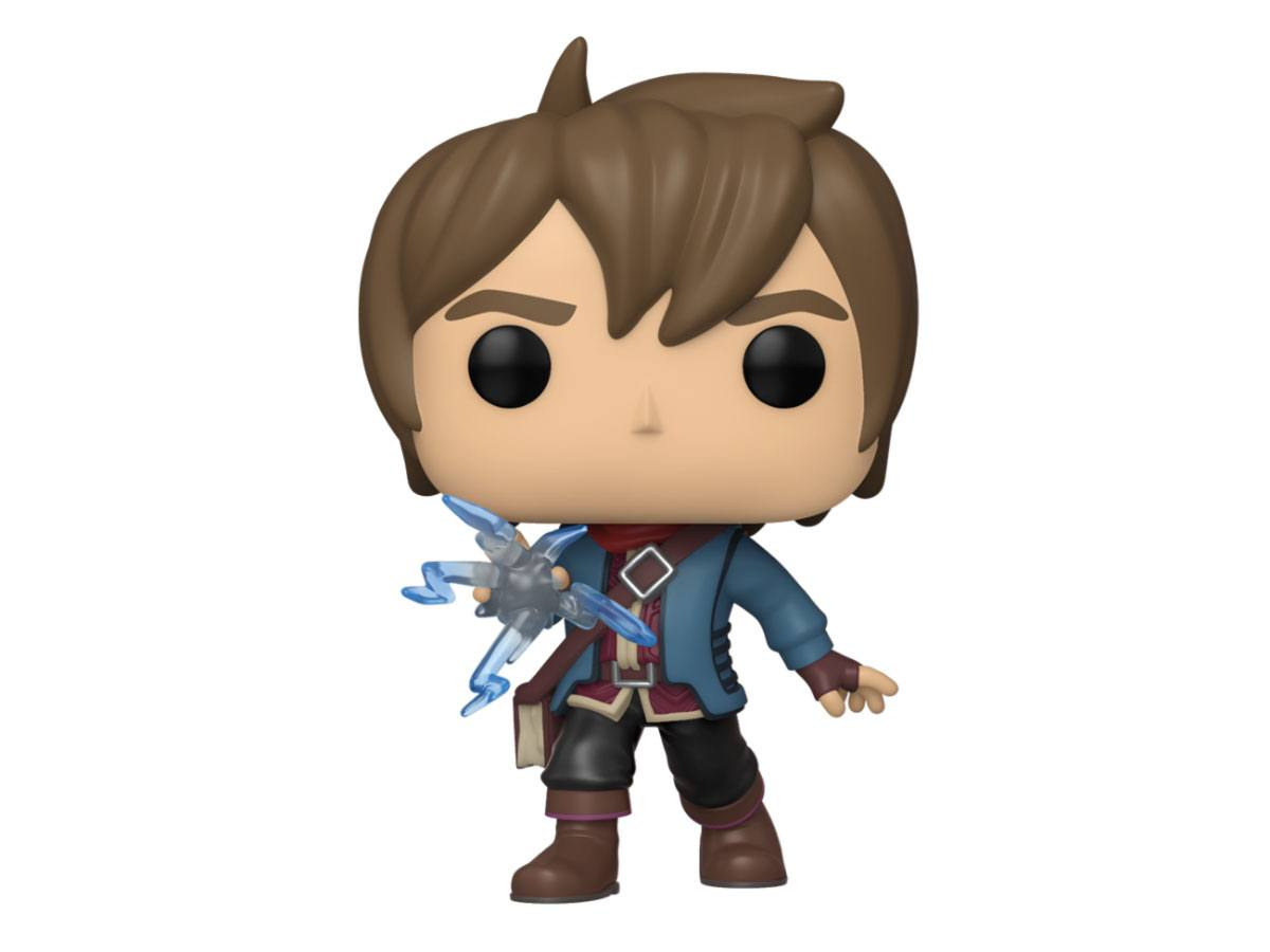 Dragon Prince POP! TV Vinyl Figure Callum 9 cm