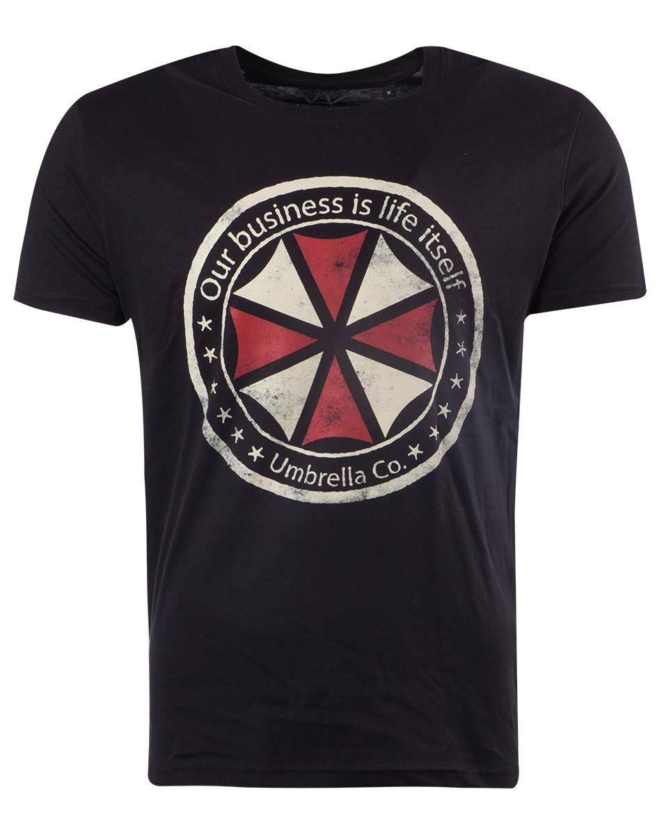 Resident Evil T-Shirt Umbrella Logo Size M
