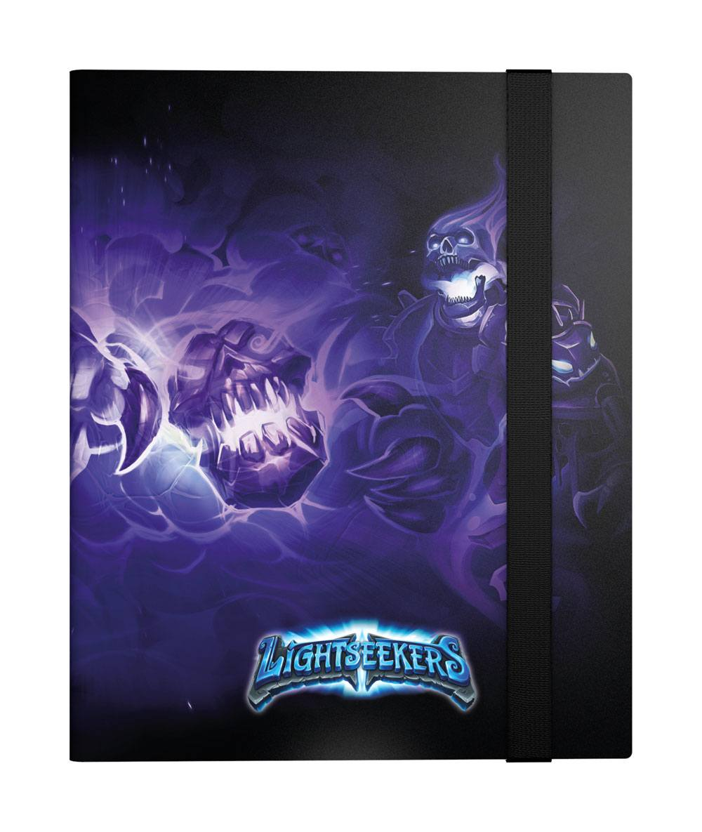 Lightseekers 18-Pocket FlexXfolio Dread