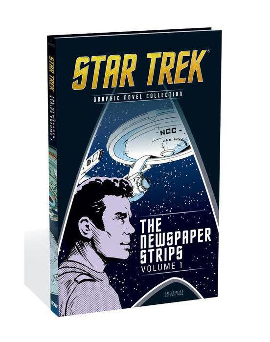 Star Trek Graphic Novel Collection Vol. 15: Newspaper Strips Vol. 1 Case (10) *English Version*
