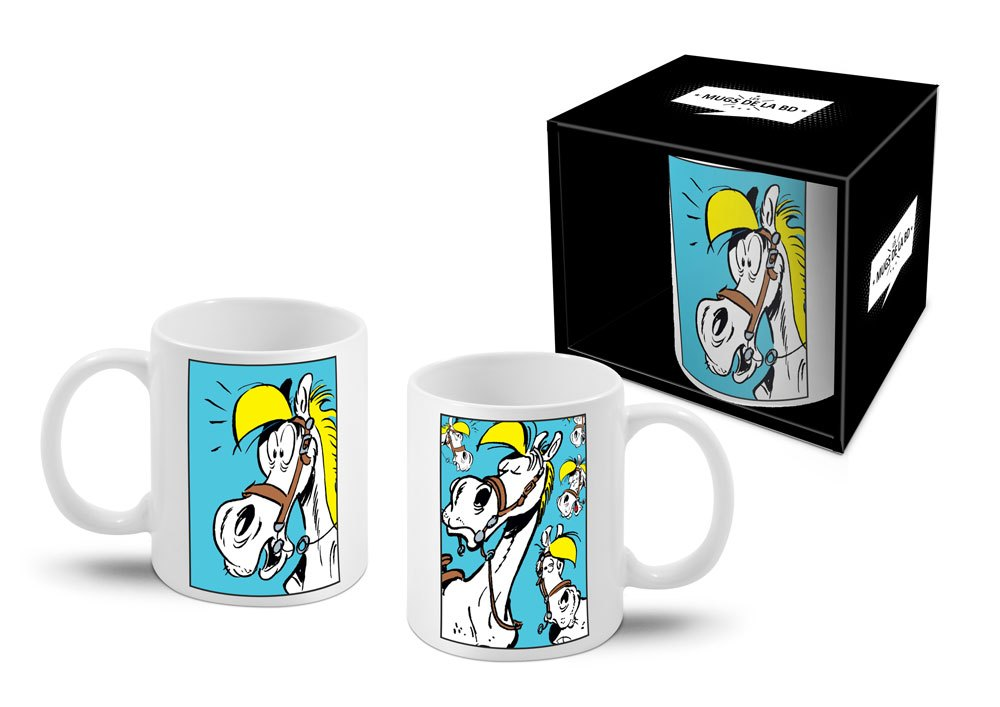 Lucky Luke Mug Jolly Jumper