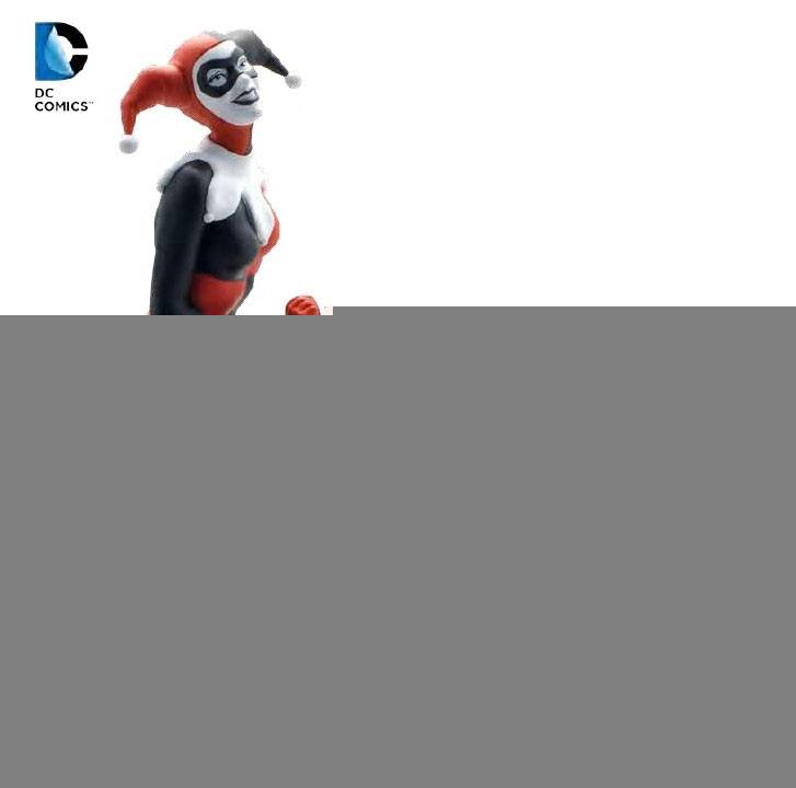 DC Comics Bust Bank Harley Quinn 27 cm