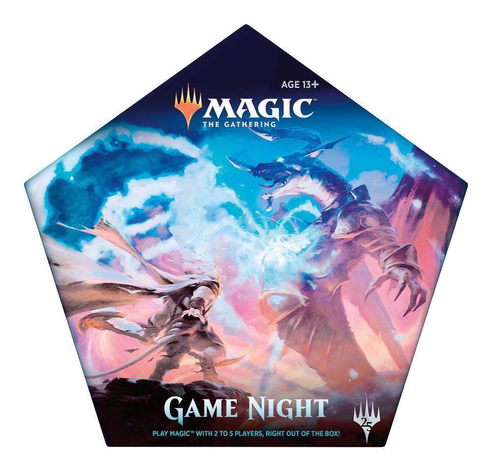 Magic the Gathering Game Night english