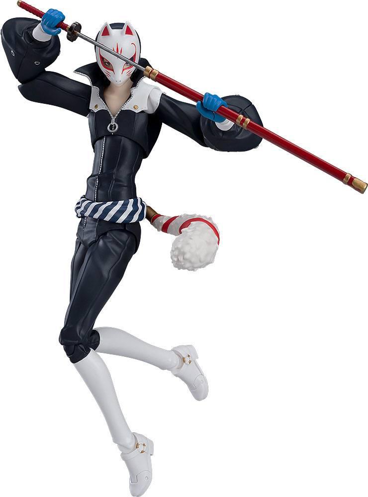 Persona 5 Figma Action Figure Fox 16 cm