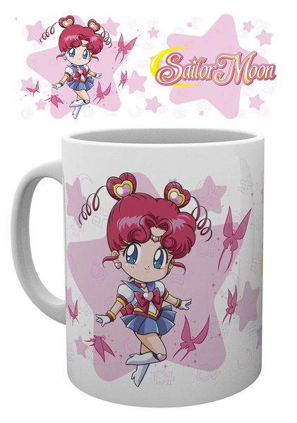 Sailor Moon Mug Chibi Chibi Moon