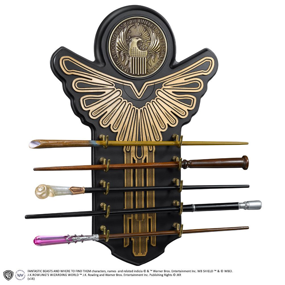 Fantastic Beasts Wand Collection Characters