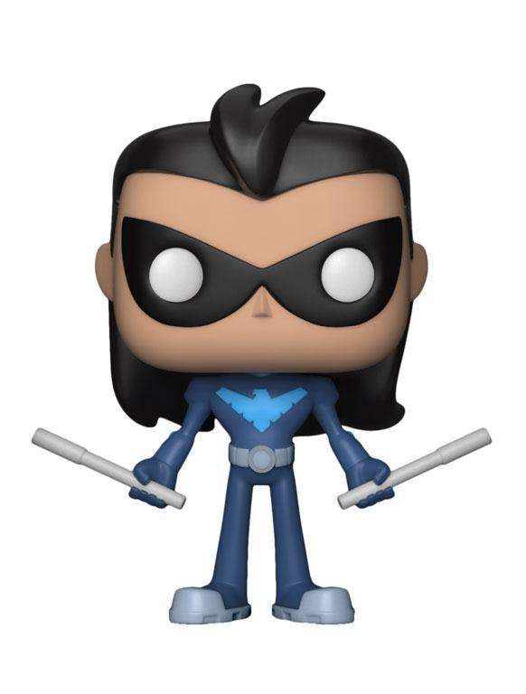 Teen Titans Go! POP! Vinyl Figure Robin as Nightwing 9 cm