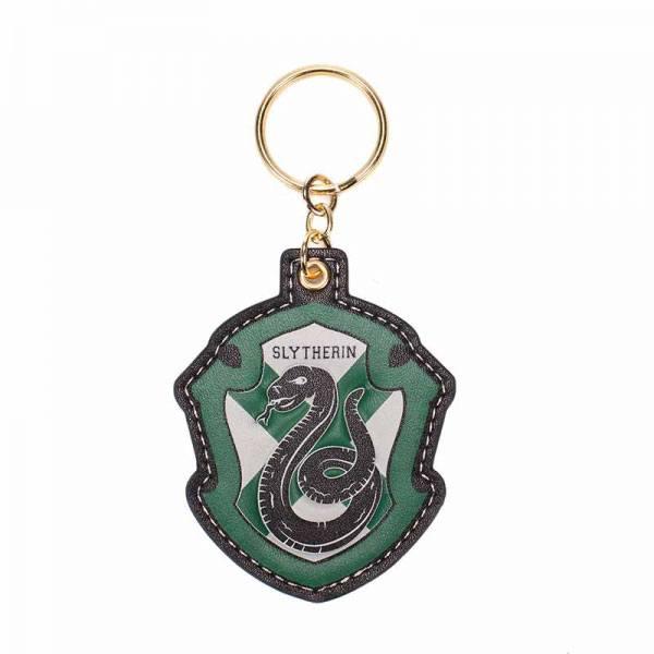 Harry Potter PU Keychain Slytherin Crest 15 cm