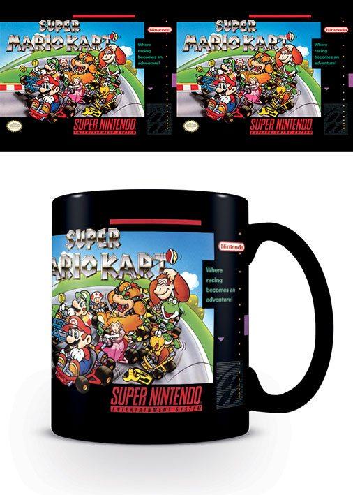 Super Nintendo Mug Super Mario Kart