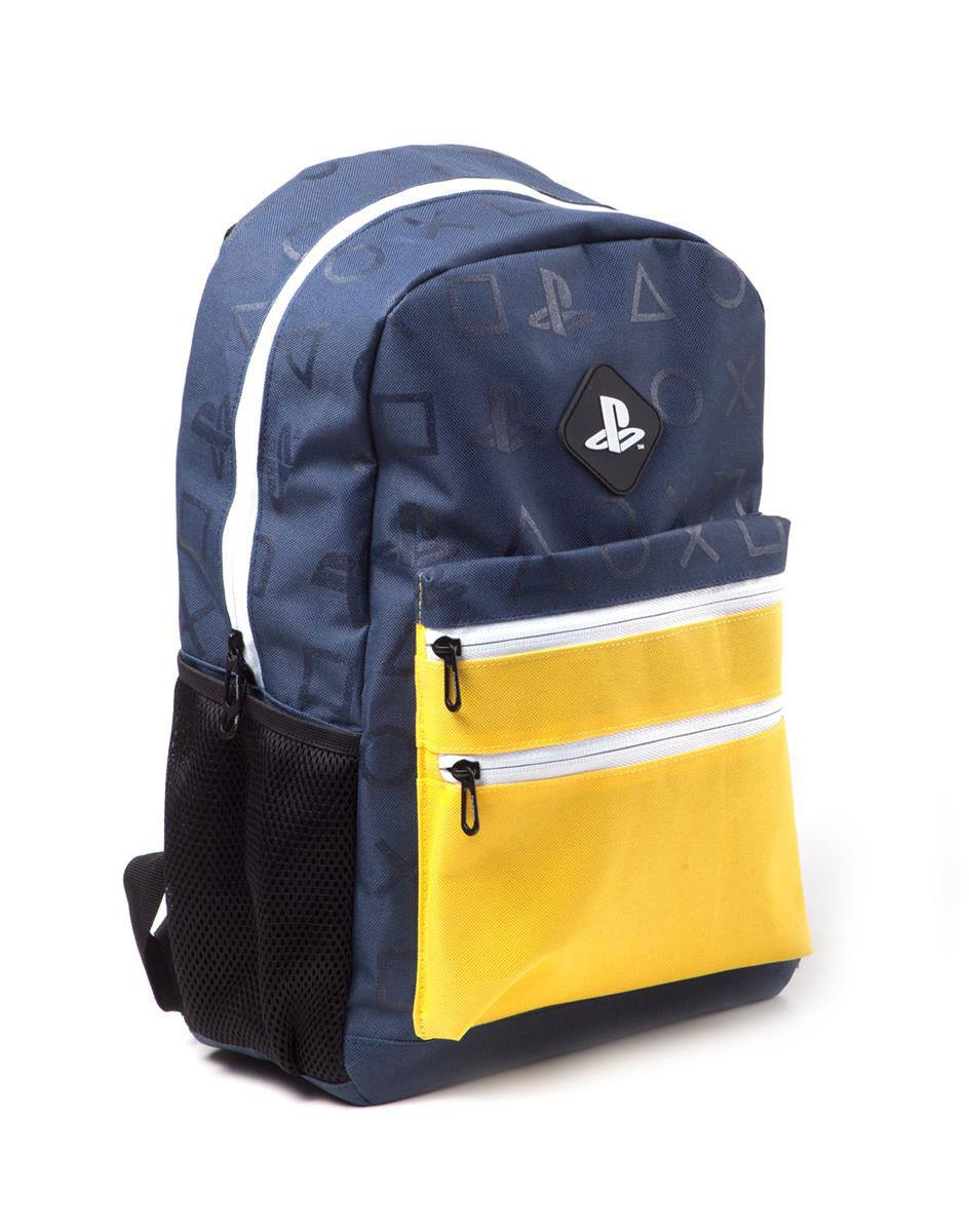 Sony PlayStation Backpack Colour Block