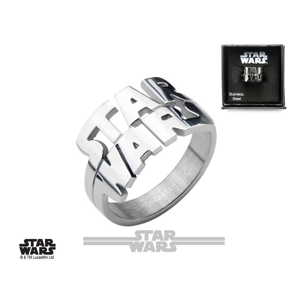 Star Wars Ring Star Wars Logo Size 10