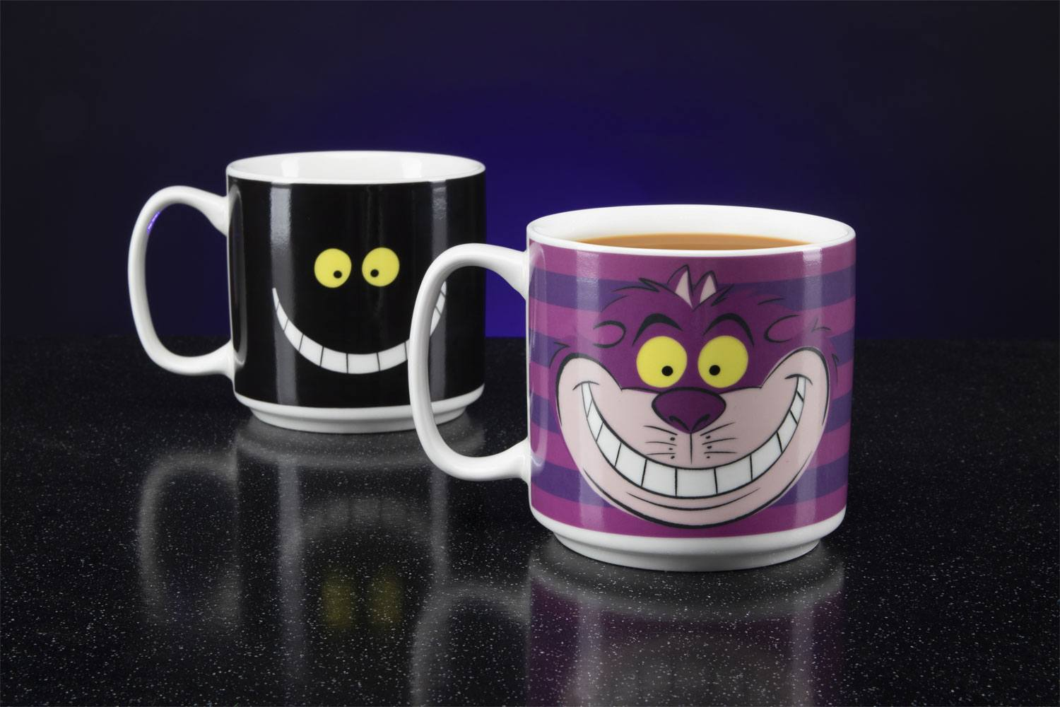 Alice in Wonderland Heat Change Mug Cheshire Cat