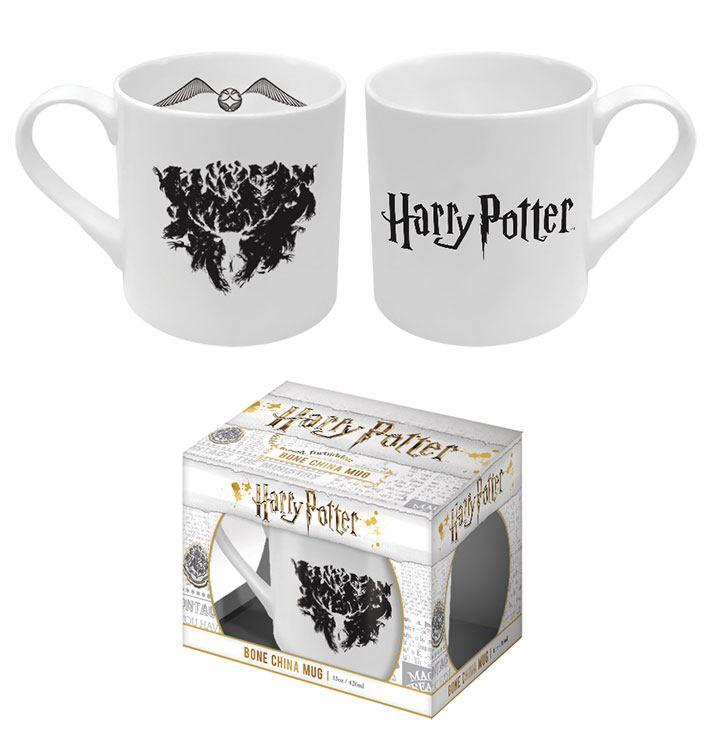 Harry Potter Bone China Mug Expecto Patronum